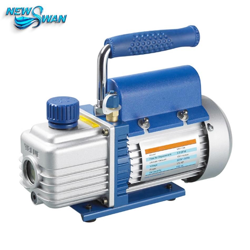FY 1H N Mini Air Vacuum Pump 220V Air Compressor LCD Separator Laminating Machine HVAC Refrigeration Repair Tools