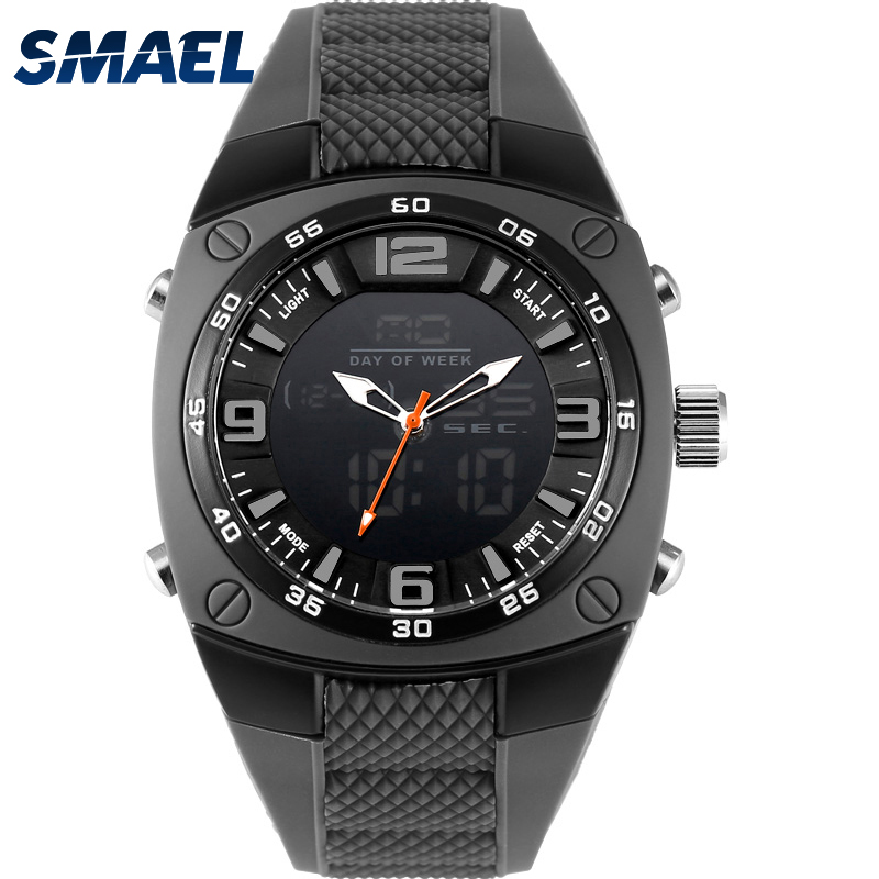 Cool Military Watches Men 30M Waterproof Shock Resisitatnt Silicone Band 1008 Fashion Casual Watches Quartz Army Watch for Men weide new men quartz casual watch army military sports watch waterproof back light men watches alarm clock multiple time zone