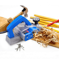 Professional Woodworking Machine Multifunction 220V Electric Wood Planer 800W Electric Planer