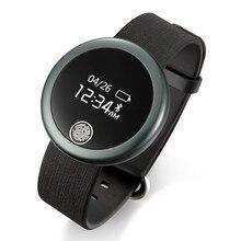 2016 El Más Nuevo S6 Bluetooth 4.0 Reloj Inteligente para iPhone IOS Android Smartwatch Sleep Monitor de Ritmo Cardíaco Monitor anti-perdida podómetro