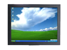 "Metal material 15"" industrial lcd open frame saw touch screen monitor(China (Mainland))"