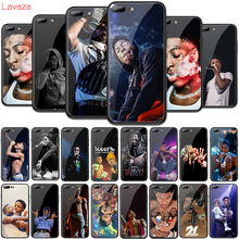 Lavaza Youngboy Never Broke Again Tempered Glass TPU Cover for iPhone 6 6S 7 8 Plus 5 5S SE XR X XS 11 Pro MAX Case youngboy never broke again black tpu soft phone case cover for iphone 11 pro xs max 8 7 6 6s plus x 5 5s se xr casese 2020