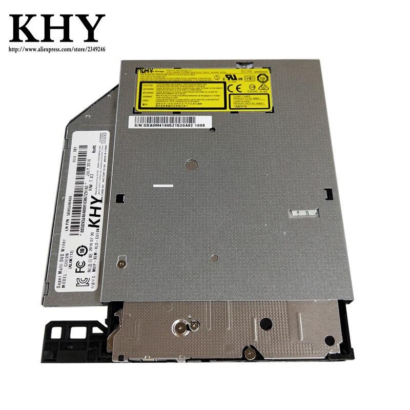 Оригинальный ультратонкий 9 мм привод DVDRW, записывающее устройство DVD модели: GUE0N GUE1N GU71N