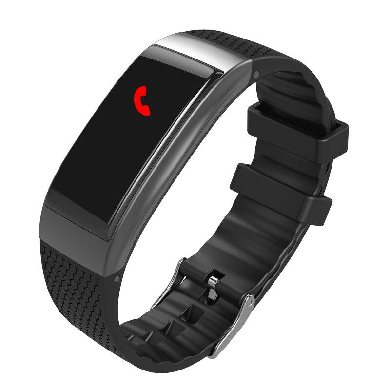 Ip68 Waterproof Fitness Tracker Smart Band Swimming Bracelet Bluetooth Wristband Pedometer