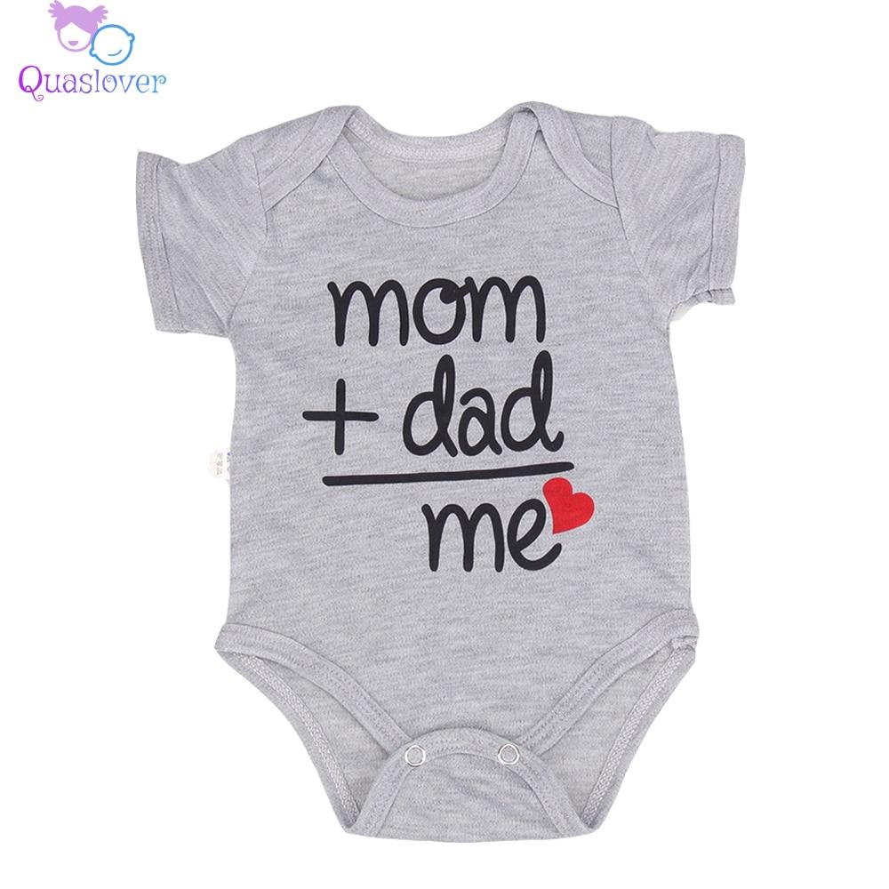 Fuck You Cat Hip Hop Newborn Baby Short Sleeve Bodysuit Romper Infant Summer Clothing