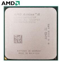 AMD Athlon II X4 640 CPU Штепсель AM3 95 W 3,0 GHz 938-pin четырехъядерный настольный процессор CPU X4 640 разъем am3