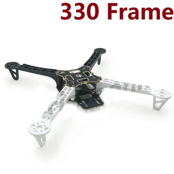 Free Shipping FPV 330 Quadcopter frame Kvadrocopter Quadrocopter frame free shipping car refitting dvd frame dvd panel dash kit fascia radio frame audio frame for 2012 kia k3 2din chinese ca1016