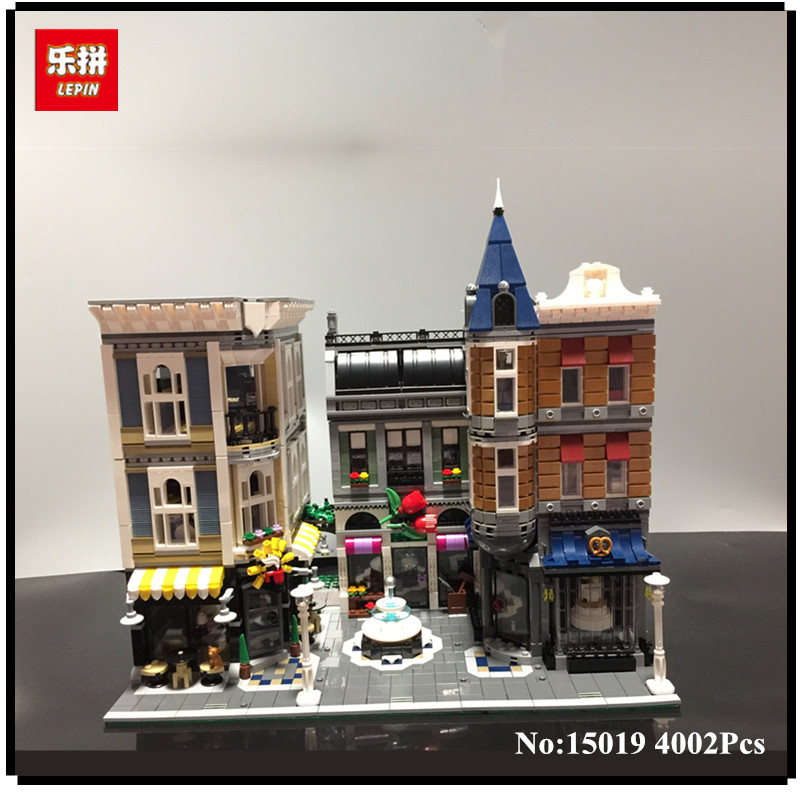 Lepin 15019 4002pcs MOC City Architectures