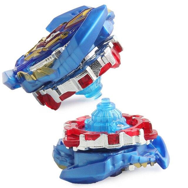 Tops lanzadores Beyblade fusión de metales B-143 explosión juguetes GT Arena de metal Dios Bayblade Bay Bey Blade hojas de juguete