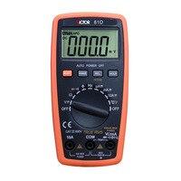 Ammeter Multitester VICTOR 81D 3 3/4 Digital Multimeter AC DC Resistance Capacitance Frequency Victor Multimeter