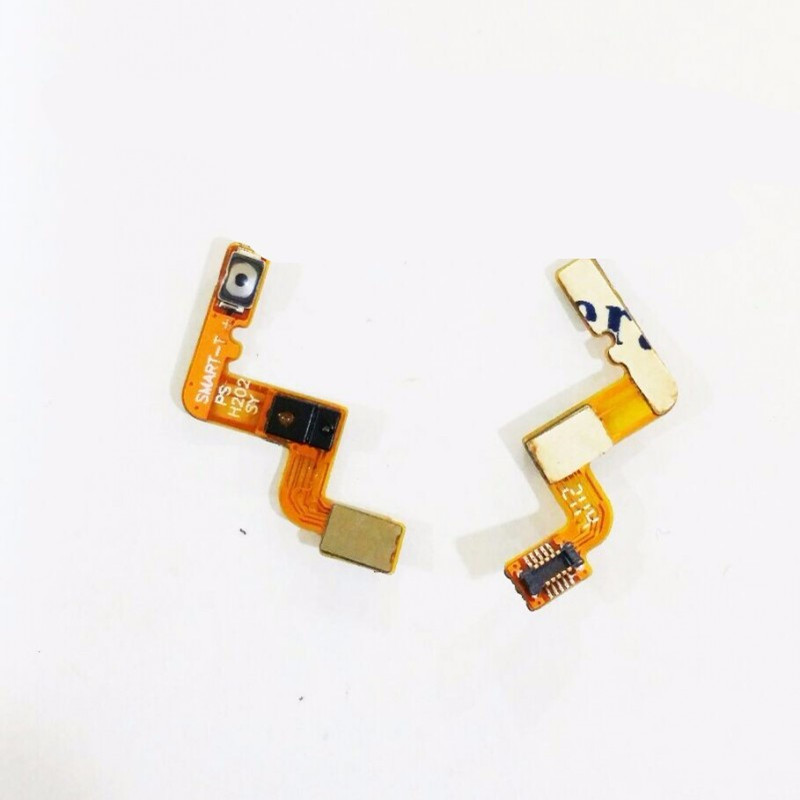 1piece New Power On / Off Button Flex Cable For Lenovo S898t Flex Ribbon Mobile Phone Parts Replacement