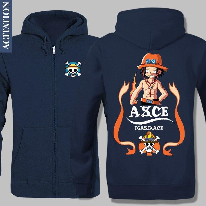 Fleece Jacke Hoodies Winter Casual Anorak Samt Puma D. Ace