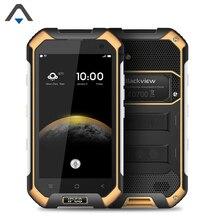 4 г samrtphone Blackview BV6000S MTK6737 IP68 Android 6.0 Quad Core 2 ГБ Оперативная память 16 ГБ Встроенная память 4.7 дюймов 4200 мАч 13MP NFC OTG Водонепроницаемый