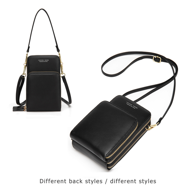 Drop Shipping Colorful Cellphone Bag Fashion Daily Use Card Holder Small Summer Shoulder Bag for Women 2