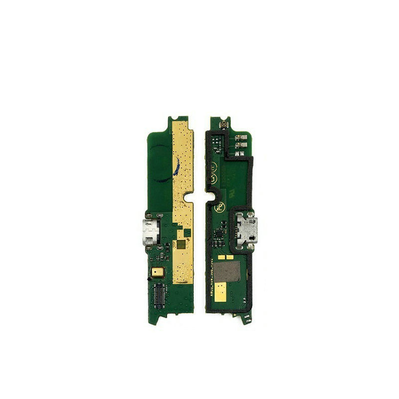 New Microphone Module+USB Charging Port Board Flex Cable Connector Parts For Lenovo A859 Replacement