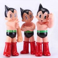 Anime Cartoon Astro Boy PCV Figurka Kolekcjonerska Klocki Lalki dla Dzieci Skarbonka 15.5