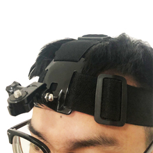 Крепление для крепления штатива на голову для sony RX0 для Gopro hero 7 black Go pro 6 5 4 yi 4k Аксессуары для экшн-камеры