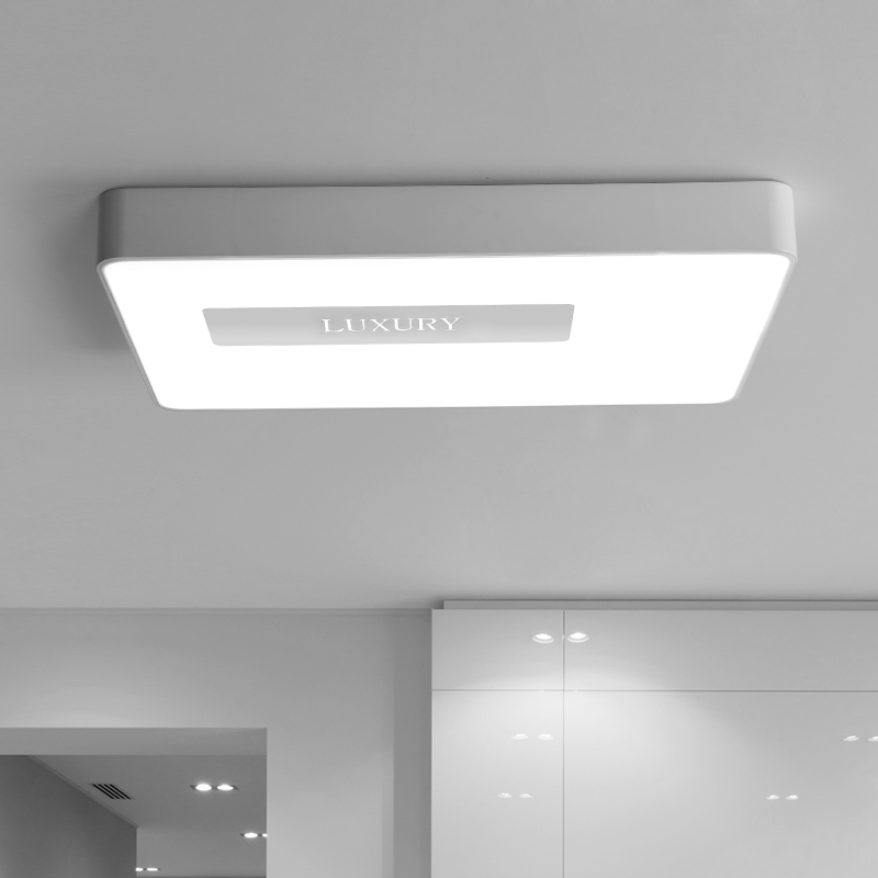 Melody square Lights For Home Remote Control Dimming Living Room Bedroom Lamp FIxtures Modern Ceiling Lamp Luminaire Lustre modern led ceiling lights black white square office light with dimming remote home lighting for living room dining ceiling lamps