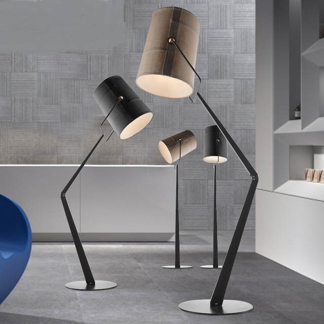 Spagnolo design classico lampade da terra creativo copertura del ...