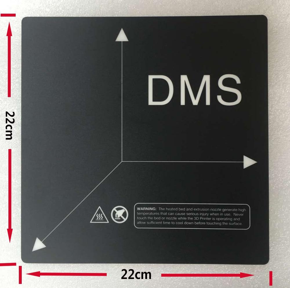 3D printer hot bed mat Build plate super stick sheet better than masking tape Crepe Paper
