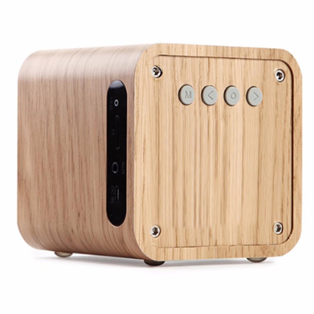 Teal Açıq İdman Taxta Simsiz Bluetooth Dinamik Smart Mini Əl - Portativ audio və video - Fotoqrafiya 5