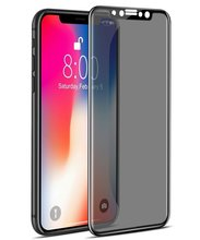For iPhone XR XSmax X 8 7 6s plus Tempered Glass Anti Glare Privacy Full Cover Screen Protector Display Protection Privacy Film