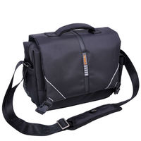 SINPAID Waterproof DSLR SLR Digital Camera Bag Single Shoulder Multifunctional Photography Crossbody Messenger for Canon Nikon
