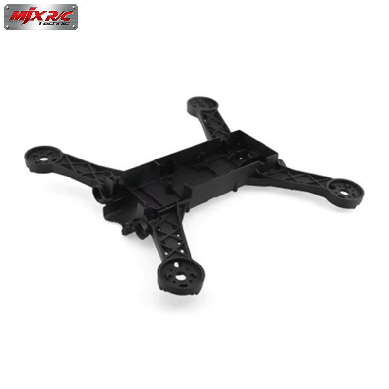 MJX B6 BUGS 6 RC Quadcopter Spare Parts Lower Body Shell Cover Frame For RC Quadcopter Accessories Accs Part радиоуправляемый инверторный квадрокоптер mjx x904 rtf 2 4g x904 mjx