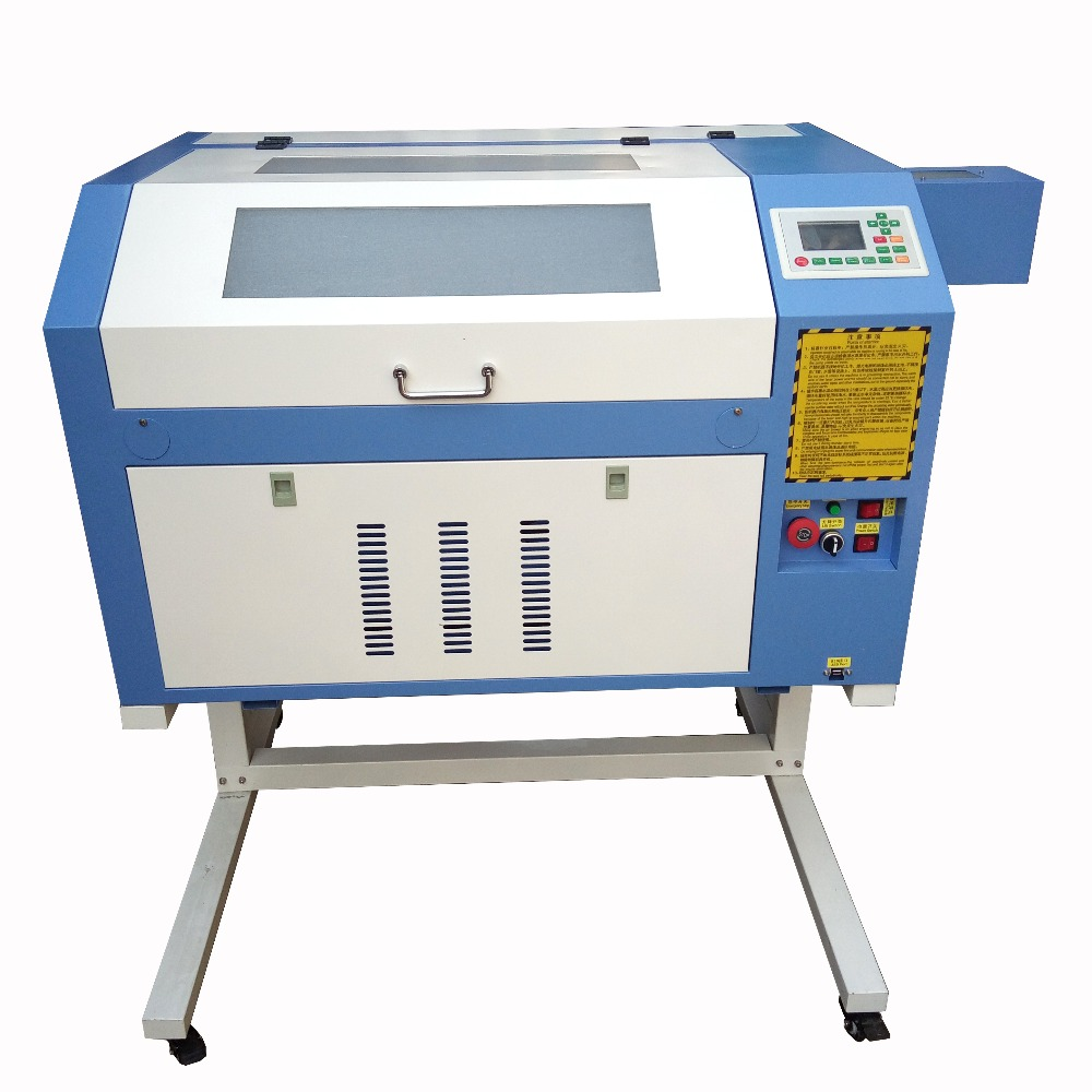 Low Price Laser Engraving Machine 4060/6040 With Up And Down Honeycomb Work Table For Wood,acrylic,plywood
