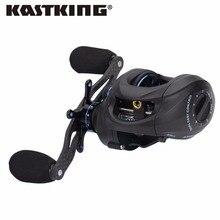 KastKing Assassin 7.5KG Drag Carbon Baitcasting Reel Right Left Hand Carp Fishing Reel High Speed 6.3:1 Lure Reel