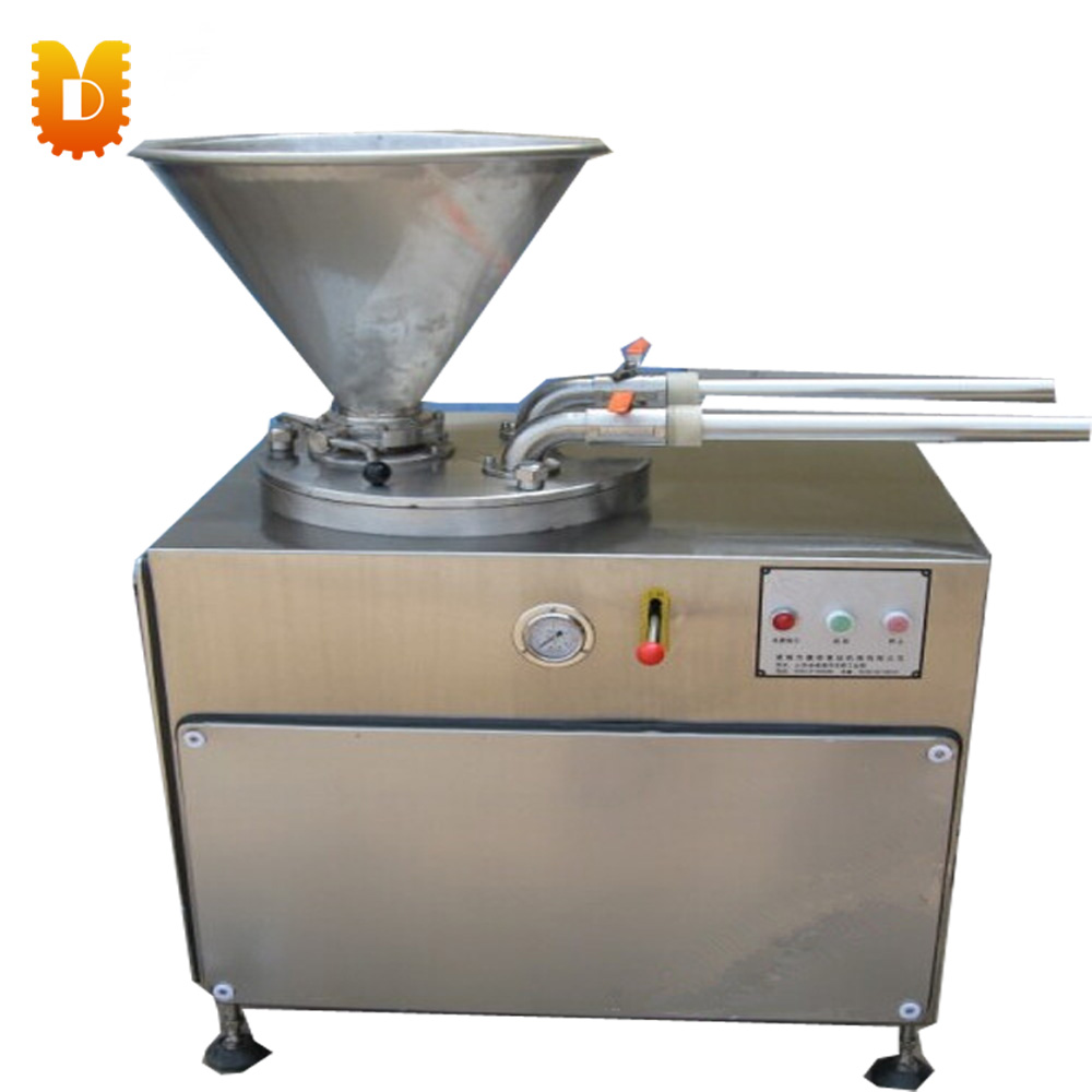 UDGC-350 Automatic Stainless Steel  Sausage Hydraulic Filler for Commercial Use economic s steel manual s series sausage filler for hotel butcher home use and hunters