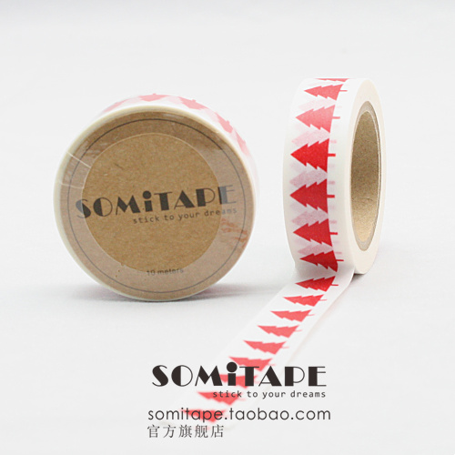 de papel diy handmade fita MIX