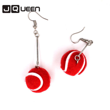 New Sporty  tennis  pendant long section of the movement earrings nedent jewelry For women Gift