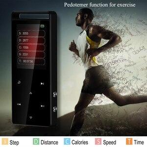 Image 5 - CHENFEC C01 métal MP3 lecteur Bluetooth 16GB lecteur de musique Sport MP3 FM enregistreur FM vidéo Audio jouer Christma MP3 cadeau brassard