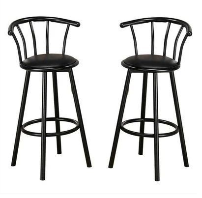Pa s de am rica forjado hierro sillas de bar taburete de bar taburete taburete de barra alta - Sillas de barra de bar ...