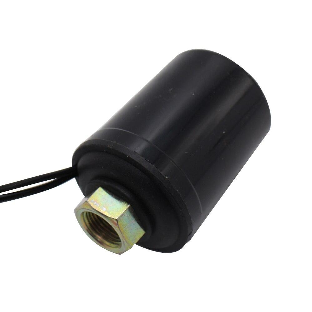 Купить с кэшбэком 1.1-1.8bar Water Pump Pressure Switch Controller Round Adjustable Mechanical MK-WPPS23 Automatic Pressure Switch High Quality