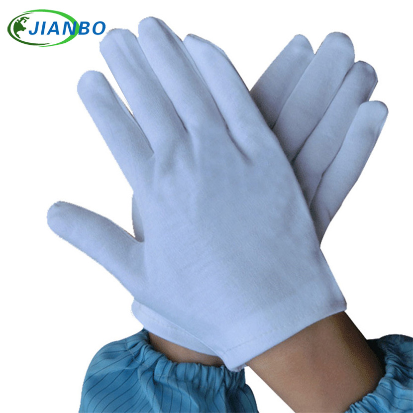 12 pairs White Thicker Cotton Serving Waiters Concierge Ceremonial Butler Snooker Equestrian Driver Jewelry Suck Sweat Gloves suck uk