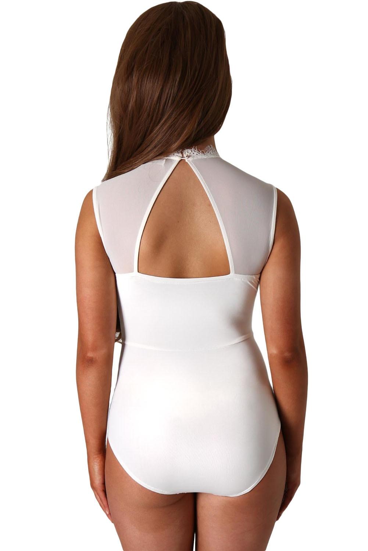 3f48ea5afd Anself Summer Lace Bodysuit Women Sheer Bodycon Jumpsuit Stylish Sleev —  EpicWorldStore.com