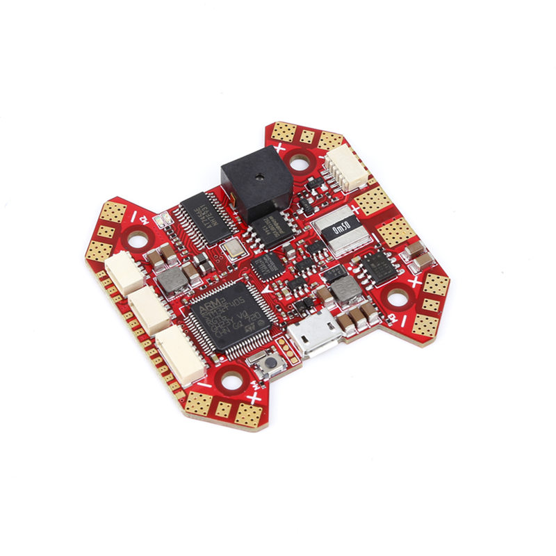 Skyzone STM32 F405 Integrated OSD Built-in 5V BEC Current Meter F4 Flight Controller For RC Models Transmitter RC Multicopter цена и фото