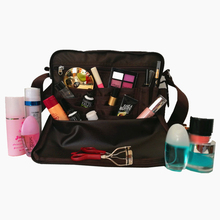 New Chic 1680D Oxford Makeup Bag Multi-pocket Wash Bag Large Capacity Portable Cosmetic Bag Toiletry Skin Care Beauty Storage