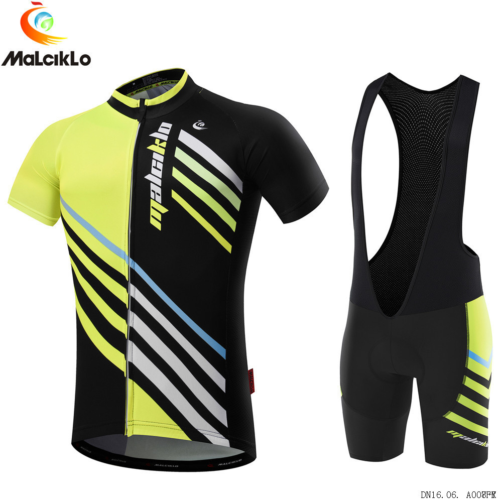 ФОТО 2016 Malciklo Brand High Quality Newest Pro Fabric Cycling Bike Bicycle Clothing Clothes Women Men Cycling Jersey Jacket Jersey