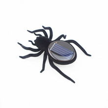 Solar Toy Practical Jokes Interesting Prank Horror Fun Shocker Novelty Gadgets Funny Toys Animals Simulation Spider Toys