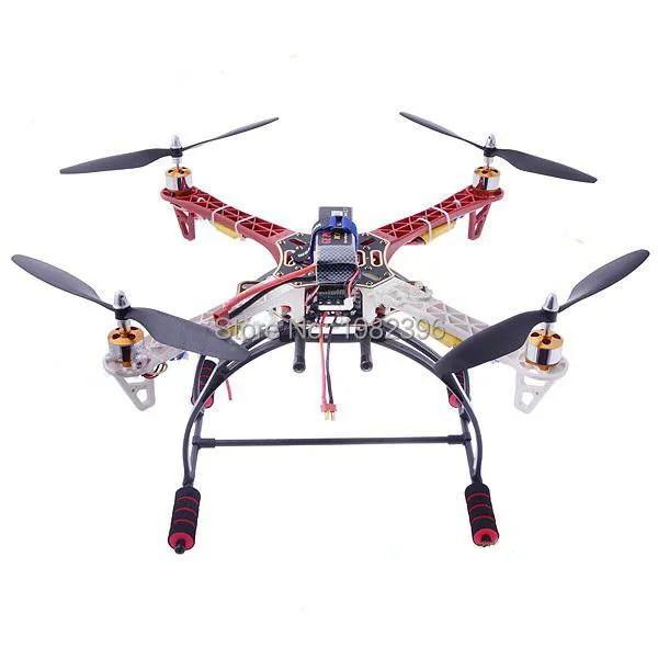 F450 FPV RC Drone Quadcopter kit APM 2 6 MWC Motor 30A simonk ESC propeller Landing Gear F450 Multicopte