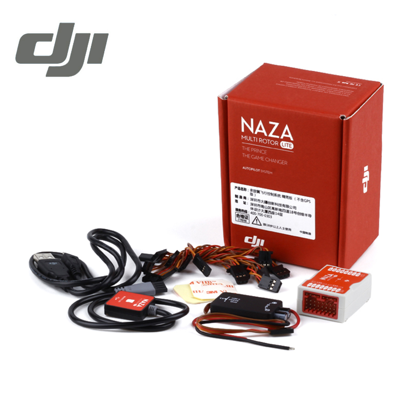 DJI Naza M Lite Flight Controller ( Excludes GPS ) Naza-M Lite Multi-rotor Control Combo for RC FPV Drone Quadcopter Original цена