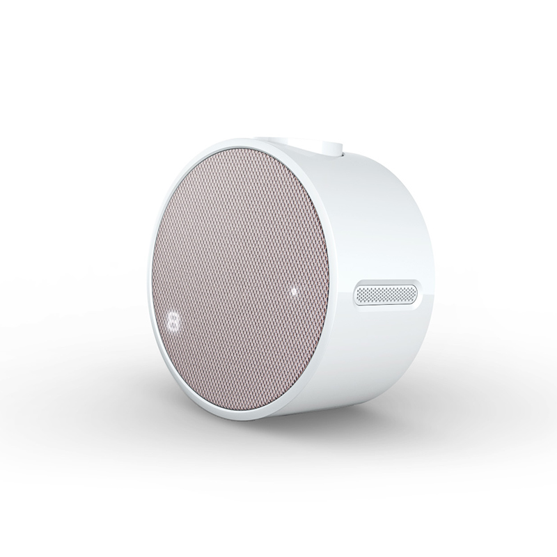 Xiaomi Mi Music Clock With Portable Bluetooth 4.1 Speaker 2600mAh Battery White Color mi 313 migix movement music купить дешево в китае