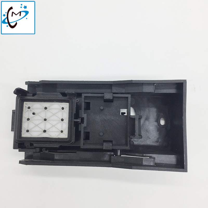 цены Free shipping Mimaki jv33 jv5 cjv30 printer dx5 head solvent sheet capping station assembly Mutoh 1604 cap top assembly 1pcs