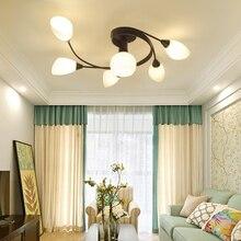 Artpad מודרני LED נברשת תקרת מנורה מקורה להאיר אמריקאי תאורת LED סלון חדר שינה Childern תקרת אורות
