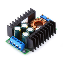 300W DC-DC Converter Module Step Down Adjustable Power Supply Module 7V~40V to 0.8V~28V Converter Voltage Module Power dc 8v 40v to 12v power supply adjustable voltage regulator 6a 72w auto power step down module converter boost buck module