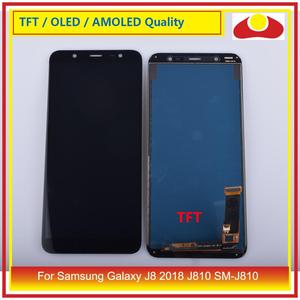 "Image 3 - ORIJINAL 6.0 ""Samsung Galaxy J8 2018 J810 SM J810 lcd ekran Ile dokunmatik ekran digitizer Paneli Pantalla Komple"