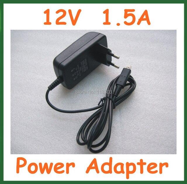 12 V 1.5A ue Charger eua ligue para Acer Iconia Tab A510 A700 A701 Tablet PC 10.1 polegada fonte de alimentação adaptador de alta qualidade